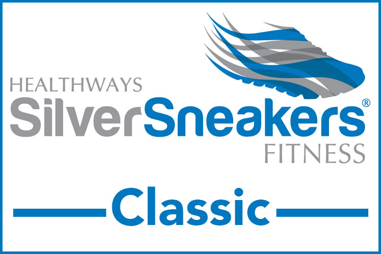 SilverSneakers Classic – 11:00am-12